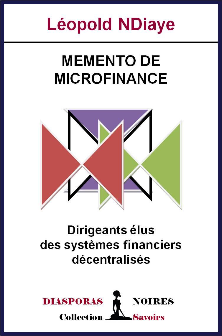1ere couv Memento de microfinance LND