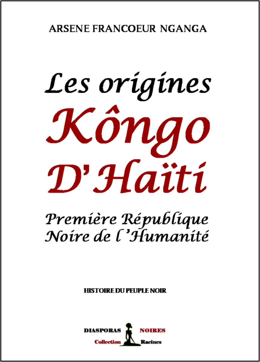 Galerie 1ere couverture Kongo Haiti